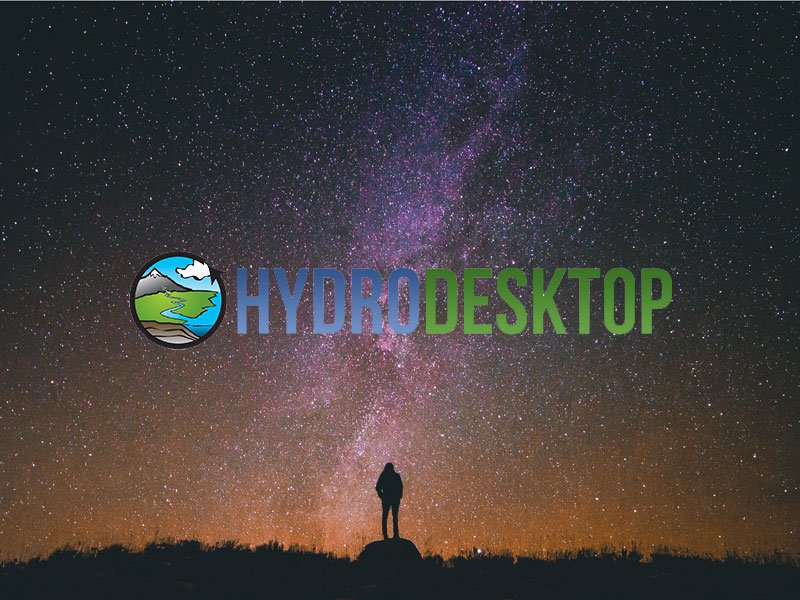 Download HydroDesktop